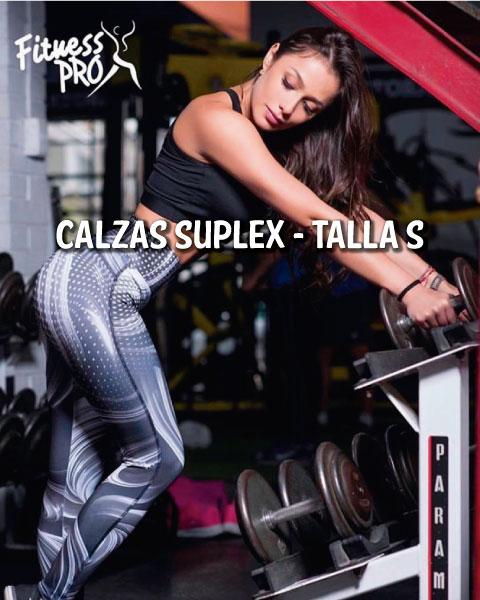 Calzas Suplex Fitness Pro Talla S - 2020