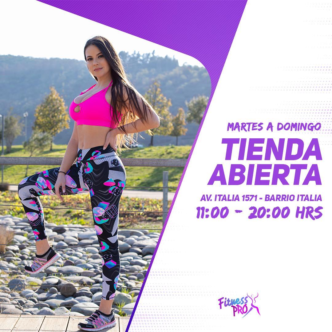 Fitness Pro - Apertura Septiembre 2020
