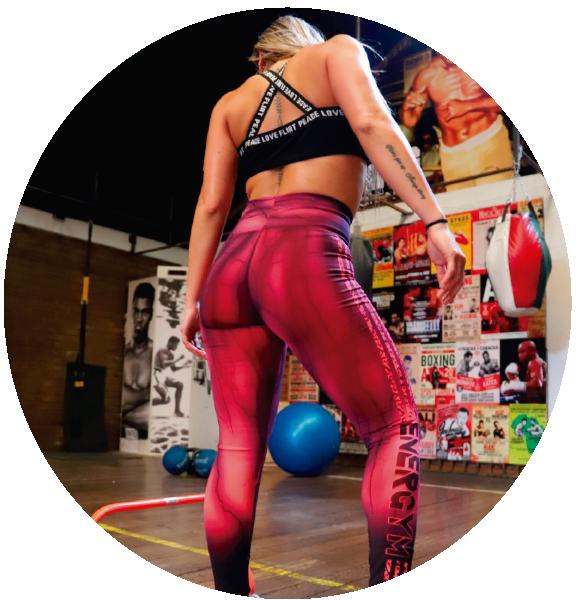 Fitness Pro - Calzas Suplex - Talla M